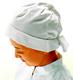 三角布型婦人帽 SK75